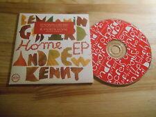 CD Indie Benjamin Gibbard / Andrew Kenny - Home (8 Song) Promo MORR REC / cb