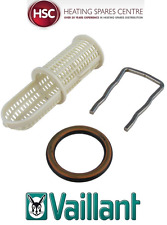 VAILLANT ECOTEC PRO 24 & 28 FILTER ASSEMBLY 179030 - GENUINE - FREE POSTAGE