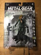 "New MCFARLANE TOYS Metal Gear Solid Smash Hit Sniper Wolf 6"" Action Figure"