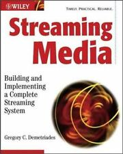 Streaming Media: Building and Implementing a Complete Streaming System-ExLibrary