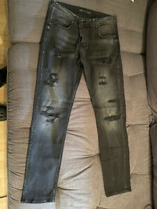 zerrissene jeans herren 34 2Y DNM