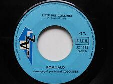 ROMUALD L été des collines / cow boy AZ 1176 JUKE BOX
