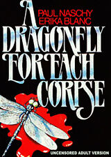 Paul Naschy DRAGONFLY FOR EACH CORPSE (1975) Erika Blanc DVD in English NTSC NEW