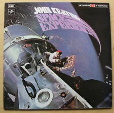 FRANCIS MONKMAN JOHN KEATING SPACE EXPERIENCE 1 UK LP EMS VCS3 SYNTHI FUNK