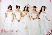 "KARA ""WEDDING DRESSES"" ASIAN POSTER - Korean Girl Group, K-Pop, Dance Pop Music"