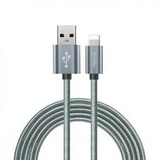 iPHONE iPAD iPOD - USB CABLE 6ft LONG FAST CHARGE POWER CORD SYNC WIRE BRAIDED