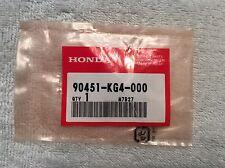 HONDA OEM THRUST WASHER 90451-KG4-000 WASHER (22X39X2) $3 NEW! 03-14 CBR600RR