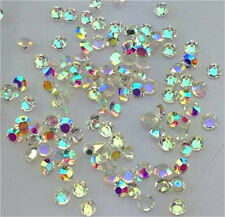 1000Pcs Lot AB Birthstone Crystal Floating Charm for Glass Living Memory Locket