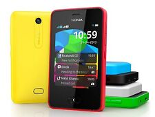 Original Unlocked Nokia Asha 501 Touch Screen Dual Sim SmartPhone 3.2MP Camera