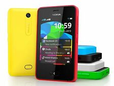 Genuine Unlocked Nokia Asha 501 Touch Screen Dual Sim GSM 900/1800