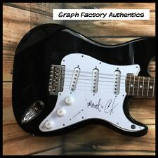 GFA Say Something Duo * A GREAT BIG WORLD * Signed Electric Guitar G1 COA