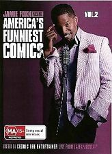 Jamie Foxx Presents America's Funniest Comics : Vol 2 (DVD, 2009)
