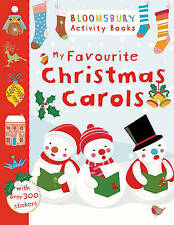 My Favourite Christmas Carols (Paperback) New Book