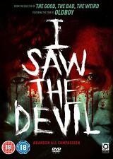 I Saw The Devil. Full-On Korean Horror. Brand New In Shrink!