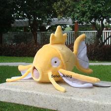 "Nintendo Pokemon Go Plush Toy Deep Yellow Magikarp Fish 9"" Stuffed Animal Doll G"
