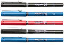 Pilot Precise V5 V7 Rolling Ball Pen Set 0.5mm 0.7mm Needle Point