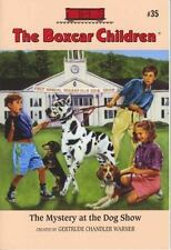 The Mystery at the Dog Show (The Boxcar Children Mysteries #35) - Good  - Paperb