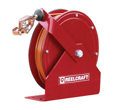 Reelcraft GA3100 N Static Discharge Grounding Reel - 100ft. Nylon Coated Cable