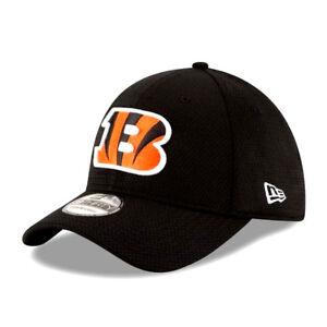NEW ERA 39Thirty Cincinnati Bengals Stretch Fit Hat Cap NFL Small Medium Large