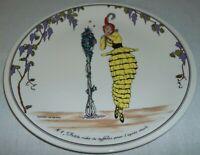 Villeroy & Boch Design 1900 Salade Plaque No.1 Inutilisés