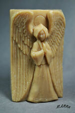 ANGEL SILICONE MOLD SOAP MOULD WAX RESIN  PLASTER CHERUB