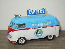 VW Volkswagen T1 Bulli 1WEISS Wascht Alles van Vitesse 1:43 *28067