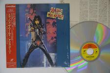 Alice Cooper Trashes The World SMV Enterprises ESLU 78 Japan OBI SHRINK VINYL LD