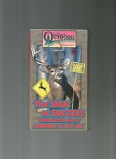 Tom Miranda's Outdoor Adventure Magazine: The Sign Of Success Whitetail Arch,VHS