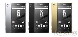 "Sony Xperia Z5 Premium E6853 CHROME 5.5"" 32GB 3GB RAM  23MP Phone by Fed-ex"