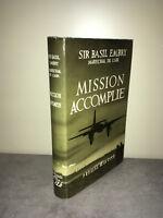 Sir Basil Embry Marechal de l'air MISSION ACCOMPLIE Aviation 1958 Avions - CA51B