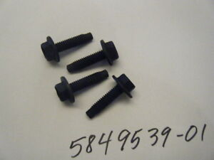 HUSQVARNA AYP NEW HEX BOLTS (GET 4) 5849539-01
