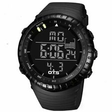 Sports Digital Watch LED 50M Waterproof Diving Military Wristwatch Electronic