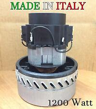 Moteur compatible avec aspirateur NILFISK UZ 868 - UZ 878 - 1200 Watts