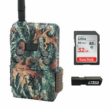 Browning Defender Wireless Pro Scout Cell Trail Game Cam (Verizon) COMPLETE PACK