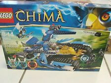 LEGO Legends of Chima Equila's Ultra Striker 70013  339 pieces 3 minifigures