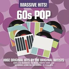 3 CD * Massive Hits! ** 60s pop (71 superbe orig. Artists-chansons populaires) *** NEUF & OVP!!!