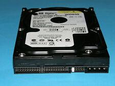 80 GB Western Digital WD800JB-00FMA0 / HSBHCTJCH / 2060-001209-004 REV A