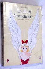 LE ALI DI VENDEMIAIRE n. 1-2 SERIE COMPLETA Star Comics 2002 Mohiro Kito Manga
