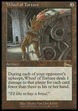 MTG 1x WHEEL OF TORTURE - Urza's Legacy *Rare NM*