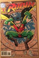 DC Comics Robin #1 1993 Collector Edition Comic Book Direct Sales NM
