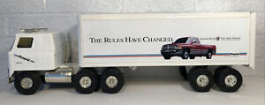 Vintage Ertl Dodge Ram Pickup Mopar International Semi Tractor Trailer Truck