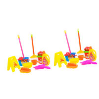 20Pcs Kids Cleaning Set for Toddlers Up to Age 4 Hours of Fun & Pretend Toy