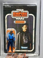 AFA 85 Star Wars 1980 Kenner Lando Calrissian ESB 41-bk-D(C85 B85 F90) CLEAR NM+