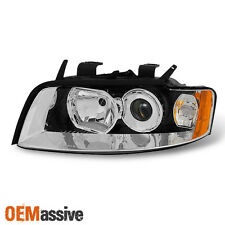2002 2003 2004 2005 Audi A4 S4 Driver Left Side Projector Headlight Replacement