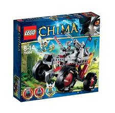 Lego Legends of Chima 70004 NEW 3 Mini Figures Wakz Winzar Equila AT Vehicle