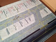 Supersize Model Airport Apron Layout/Foil. 841mm x 1189mm. 1/500 and 1/400 scale