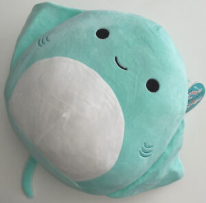 "Squishmallows - Maggie the stingray Squishmallow 12"" / Australian Exclusive BNWT"