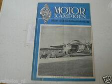 MSK5319 SILVER CITY AIRWAYS,COUPE DE LA MONTAGNE,BAKKER,MOSHEUVEL,LANGEVELD,RIET