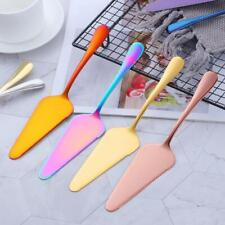 Stainless Steel Cake Shovel Pie Pizza Cheese Server Divider Baking Tools
