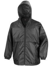 Hip Length Winter Raincoats for Women